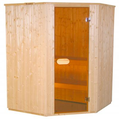 Venkovní sauna cena