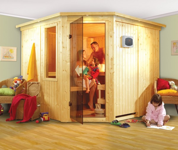 karibu sauny farin sauna karibu. Black Bedroom Furniture Sets. Home Design Ideas